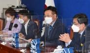 [헤럴드pic] 발언하는 윤호중 원내대표