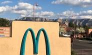 세계 딱 1곳! '블루 맥도날드' 정체는?