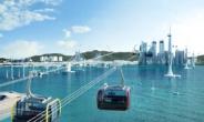 '국내 최장 해상케이블카', 국제관광도시로 위상 높아진 부산 앞바다 잇는다