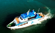 8주년 맞은 아시아 최초 LNG 연료 추진 선박 '에코누리호', 친환경 항만 조성 역할 '톡톡'