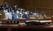 [헤럴드pic] 불참한 서병수 위원장