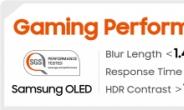 삼성 노트북 OLED, 우수한 게임 화질로 글로벌 인증