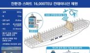 HMM, 1만6000TEU 급 'HMM 한바다 호' 명명식 개최