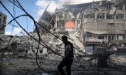 """예상보다 빨리 개시한 이스라엘 지상군 작전…""""바이든 외교 정책 시험대에 놓여"""""""