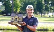 개릭 히고, 생애 두번째 출전 PGA 초청대회 '깜짝 우승'