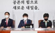 """이준석 """"국민의당과 합당시 당명 변경? 필요 없다"""""""