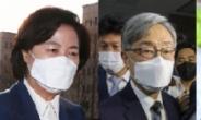 추미애, 최재형, 김동연…출렁이는 與野 대선판도