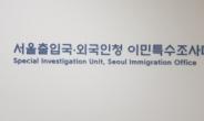 유흥주점 불법체류 외국인 접객원 등 34명 무더기 적발