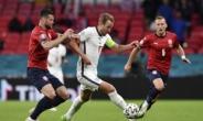 '답답한 축구' 잉글랜드, 체코꺾고 유로2020 16강 진출