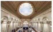 '극장이야, 상점이야?'…애플, 美브로드웨이 플래그십매장 북적
