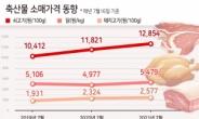 '집밥 시즌2'에 '복날'까지…천정부지로 치솟는 고깃값, 안 오른 게 없다[언박싱]