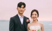 축구 국대MF 황인범,  '열애 5년' 웨딩 화보 깜짝 공개