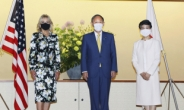 일본, 질 바이든 여사에 파격 예우…상대 가리는 '오모테나시'에 선수들 허탈