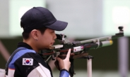 [사격] 박희문 권은지, 여자 10m 공기소총 동반 결선진출