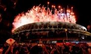 도쿄올림픽 개막식 본 美시청자 1670만명…33년만에 최저