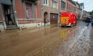 """[인더머니] 서유럽에 열흘만에 또 폭우 """"차량 떠내려가고 도로 침수"""""""