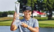 '장타자' 캐머런 챔프, 3M오픈 우승...PGA 통산 3승