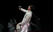 [속보] 한국, 올림픽 펜싱 남자 사브르 단체 금메달