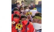 오진혁 '금·은·동' 합동셀카…전 세계가 '뭉클'
