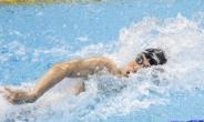 황선우, 자유형 50m 39위로 준결승행 실패…올림픽 마무리