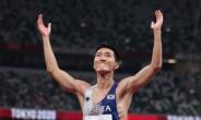 [육상]우상혁, 높이뛰기 한국신 24년만에 경신하며 4위…역대 올림픽 필드 최고성적