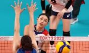 [배구] 여자배구 숨고르기…세르비아에 패배, 조 3위로 8강 진출