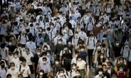 '올림픽 11일째' 일본 확진자 또 1만명 넘어…긴급사태 확대 발령