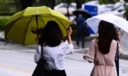 전국 곳곳 강한 비…습한 날씨에 폭염특보 계속 유지