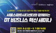 서울디지털재단, 중기 '디지털전환' 지원세미나