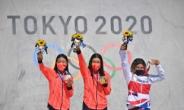 심판 비공개…메달 4개중 3개 일본 독차지…올림픽 텃세?' 스케이트보드 논란