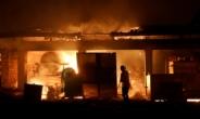 47.1도 폭염 속 화마에 휩싸인 남유럽…터키 화력발전소 긴급 대피령