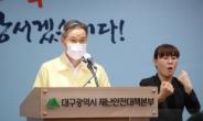 '대구 사회적 거리두기 4단계 가나'…하루 확진자 121명 발생