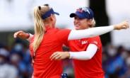 넬리 코르다, 여자골프 금메달…한국은 메달 획득 실패