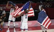 [농구] '듀랜트 29득점' 美 농구, 올림픽 금메달