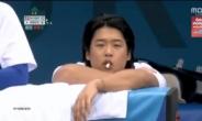 """""""올림픽이 장난이냐"""" """"쉴드 불가"""" 강백호 껌 논란에 십자포화"""