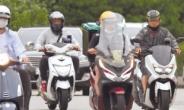 오토바이도 '안전검사' 받는다…번호판 미부착 최고 300만원 과태료