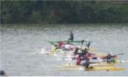 속초시청 카누팀, 전국카누선수권대회 은메달 획득