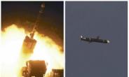 靑, 북한 장거리순항미사일 발사에