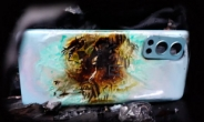 중국 휴대폰 또 '폭발'…변호사 주머니에서 터졌다