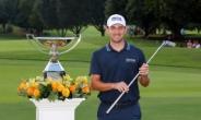 '1500만달러의 사나이' 캔틀레이, PGA투어 올해의 선수 영예