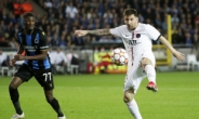 메시·음바페·네이마르 첫 동반 출격에도…PSG, 브뤼헤와 1-1 무승부 '실망스러운 결과'
