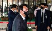 故조용기 목사 빈소서 윤석열 전 총장에 단체 안수기도…정치 중립 논란