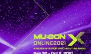'뮤콘 2021', 10주년 맞아 글로벌 음악 비즈니스의 새로운 전환 시도