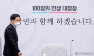 [헤럴드pic] 회의에 참석하는 국민의힘 김기현 원내대표