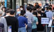 '주말효과'도 사라졌다…일요일 기준 2383명 확진, 비수도권 30% 육박