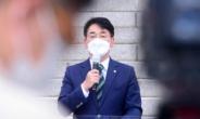 [헤럴드pic] 발언하는 박용진 더불어민주당 대선 경선후보