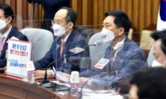 """김기현 """"검찰은 '수사 쇼', 법원은 '장단 맞추기' 아수라판"""""""