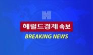 [속보] 독도 북동쪽 해상서 선원 9명 탑승 선박 전복