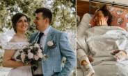 허니문서 1차대전 불발탄 폭발...英신혼부부의 비극