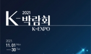 K콘텐츠 등 한류상품 총출동 2021 케이-박람회 개최